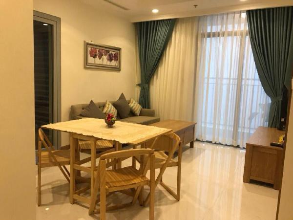 Cozy 2bedroom Apartment in Vinhomes Central Park Ho Chi Minh City