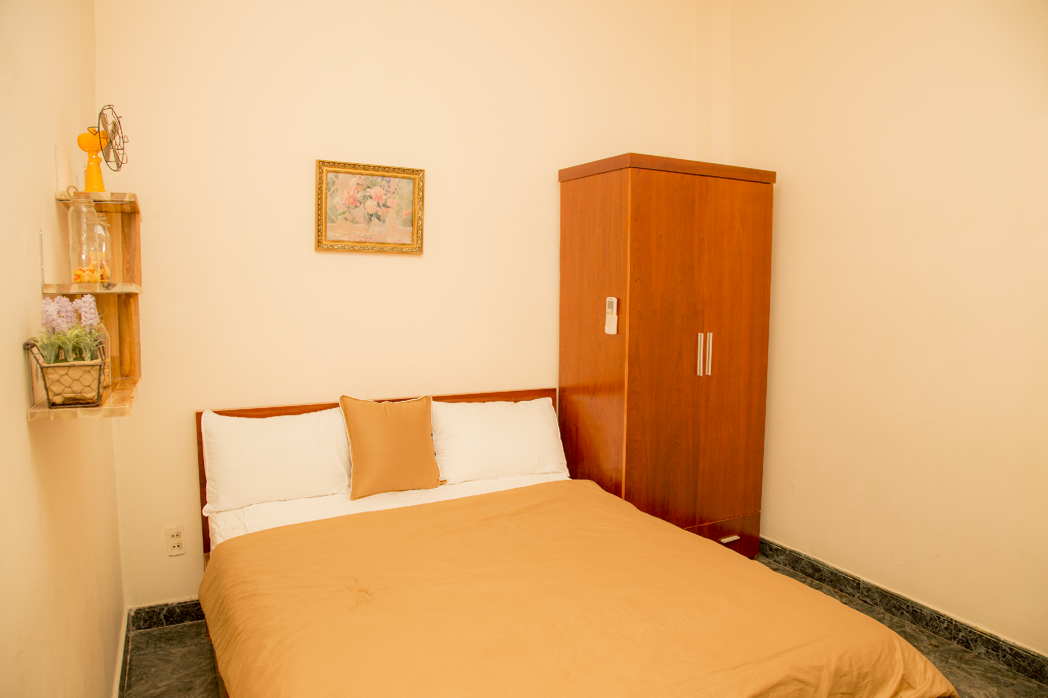 Bui Vien Miss Home Standard Double Room 1