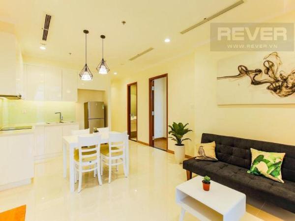 The Berry Luxury Apartments-Cozy Vinhome L3 47.6 Ho Chi Minh City