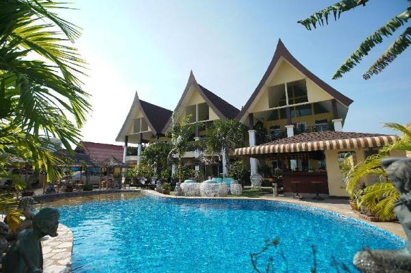 Paradise Garden Rseort Pattaya