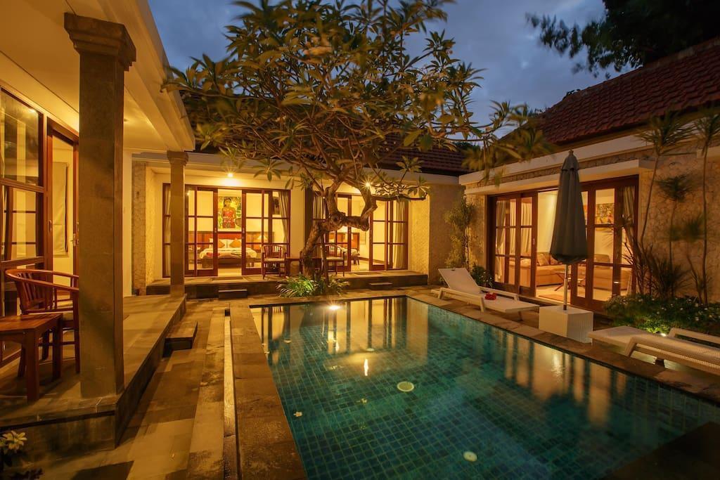 Sanur Beach Villas