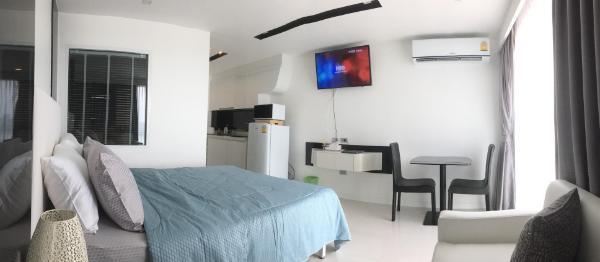 VIP Pattaya Praivate Studio Queen Bed Pattaya 3 Rd Pattaya