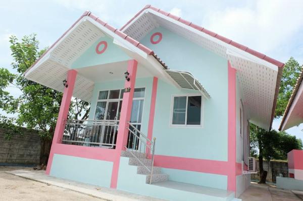 Baan Tong Thip (House 5) Koh Samui