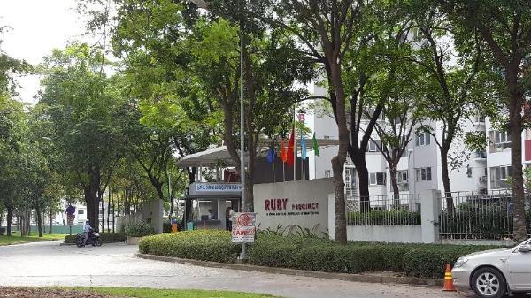 M Apartment, Ruby Precinct Ho Chi Minh City