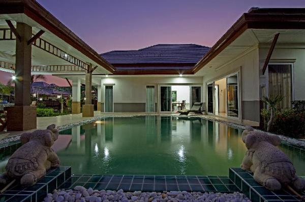Vintc II 5 Bedroom Pool Villa Pattaya