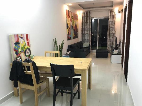 Green house for short travel  Ho Chi Minh City