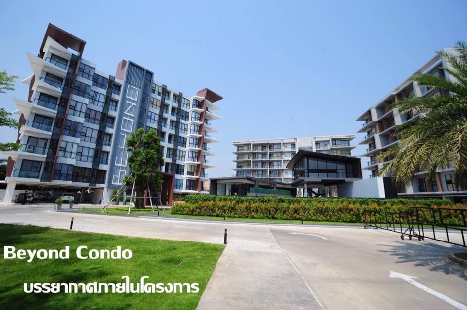 Beyond Condo & Serviced Apartment Rayong บียอนด์ คอนโด แอนด์ เซอร์วิซ อพาร์ตเมนต์ ระยอง