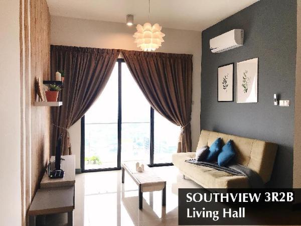 Luxurious 3-Bedroom Serviced Suites Kuala Lumpur