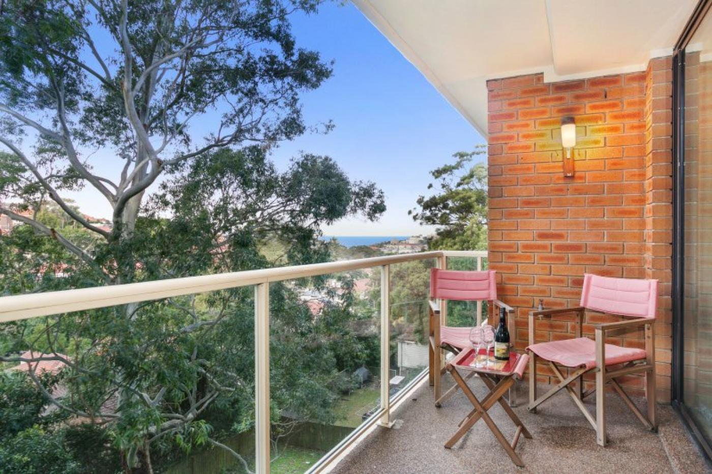Coogee   Tranquil Tree Top Hideaway