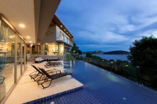 Villa Thousand Hills-9 BR Luxury Villa Beachfront - Phuket