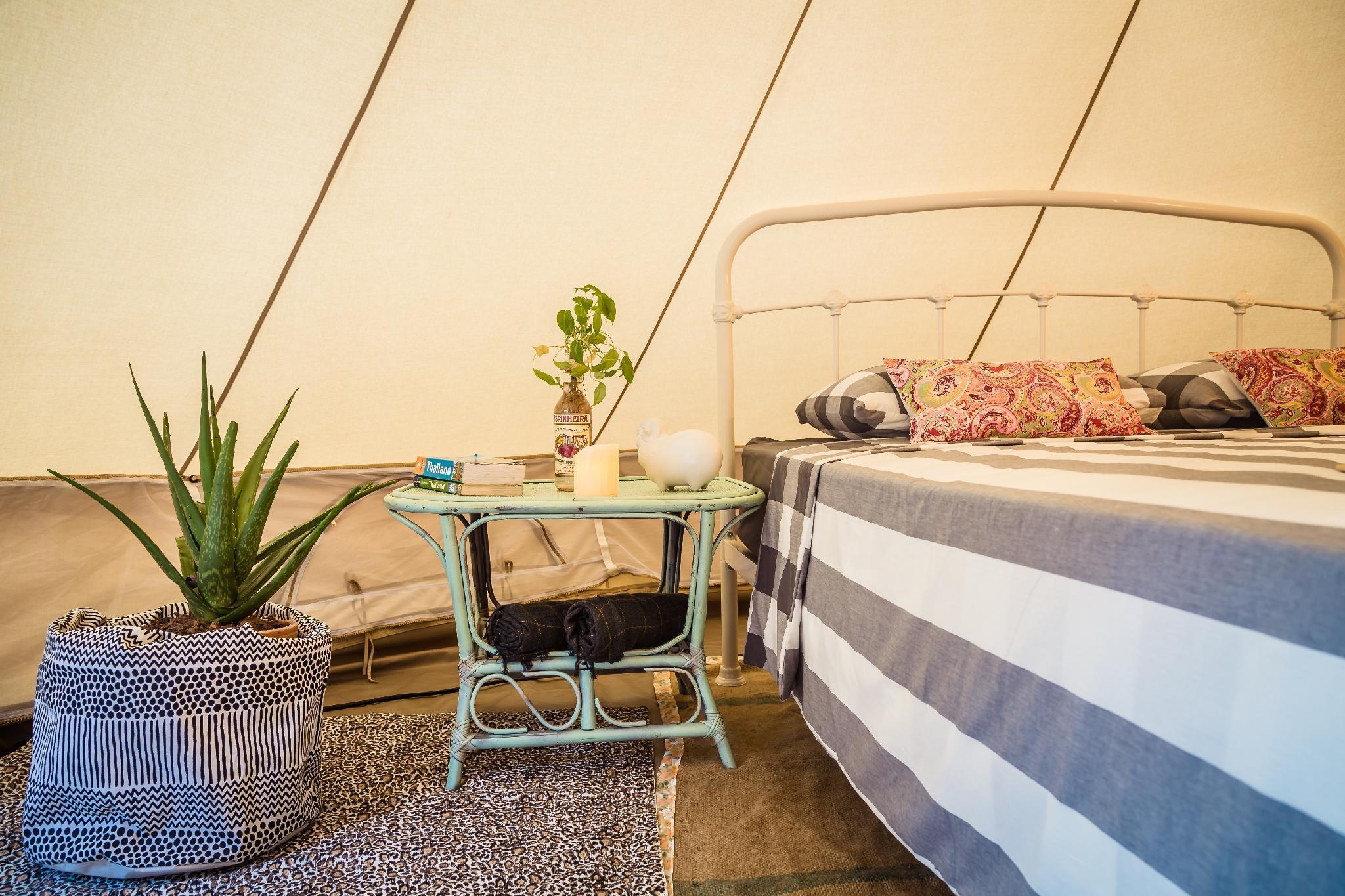 Retro Mountain Koh Phangan Luxury Tent