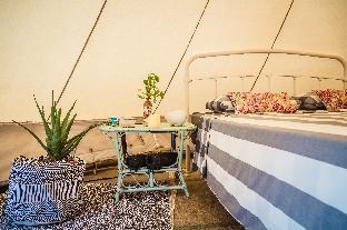 [バーン マドゥア ワン]バンガロー(36m2)| 1ベッドルーム/1バスルーム Retro Mountain Koh Phangan Luxury Tent