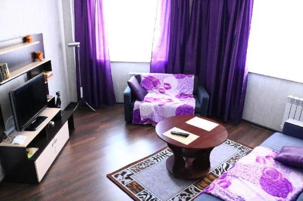 Apartments StarHouse 7-Ya Proseka Samara