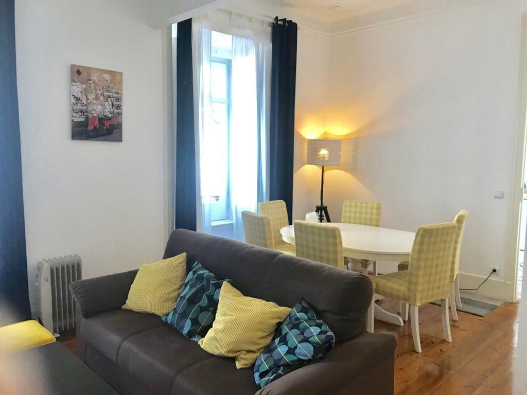 Luxury Apartment With Terrace In Lisbon Central