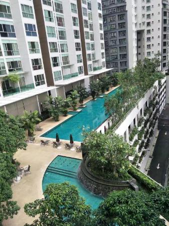 KL Sentral Sweet homes-4 Kuala Lumpur