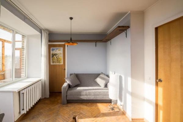 Cozy apartment near Red Square Moscow