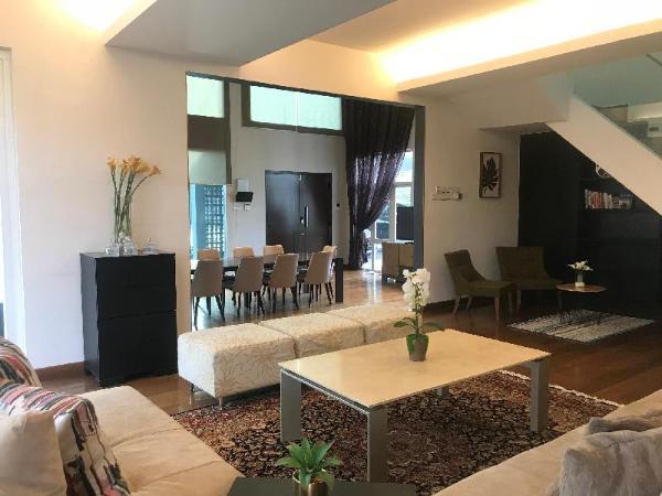 De Phartek Luxury Villa by ANR Hospitality Shah Alam