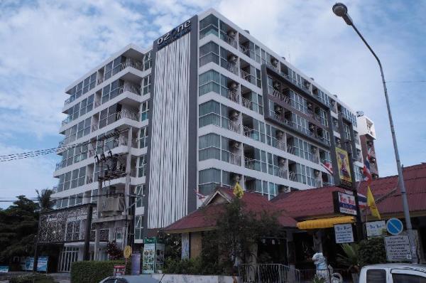 1 bedroom apartment with balcony Phuket