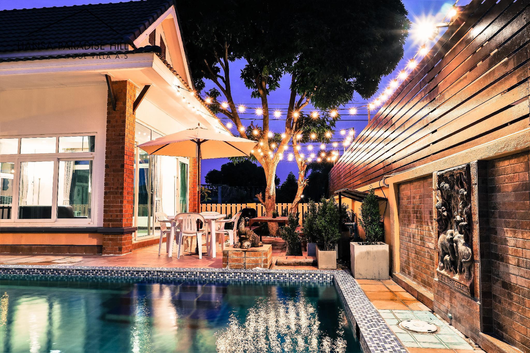 Hansa Paradise Hill Pool Villa (Family) Hansa Paradise Hill Pool Villa (Family)