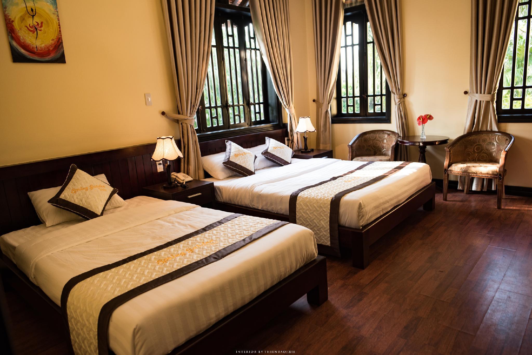 Spring Garden Villa Primrose Room   7 Free BF