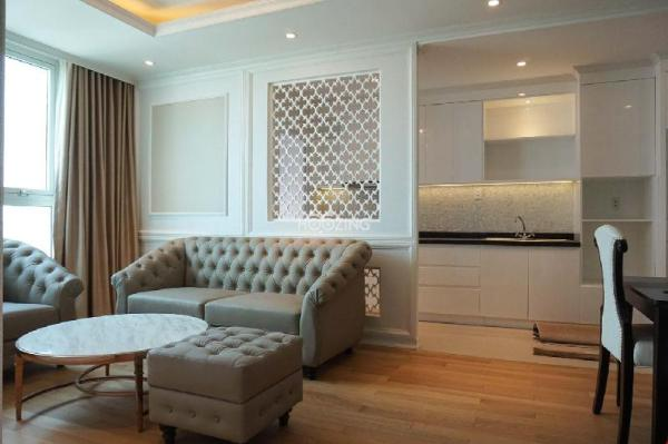 Leman luxury Apartment 2 bedrooms for rent  Ho Chi Minh City