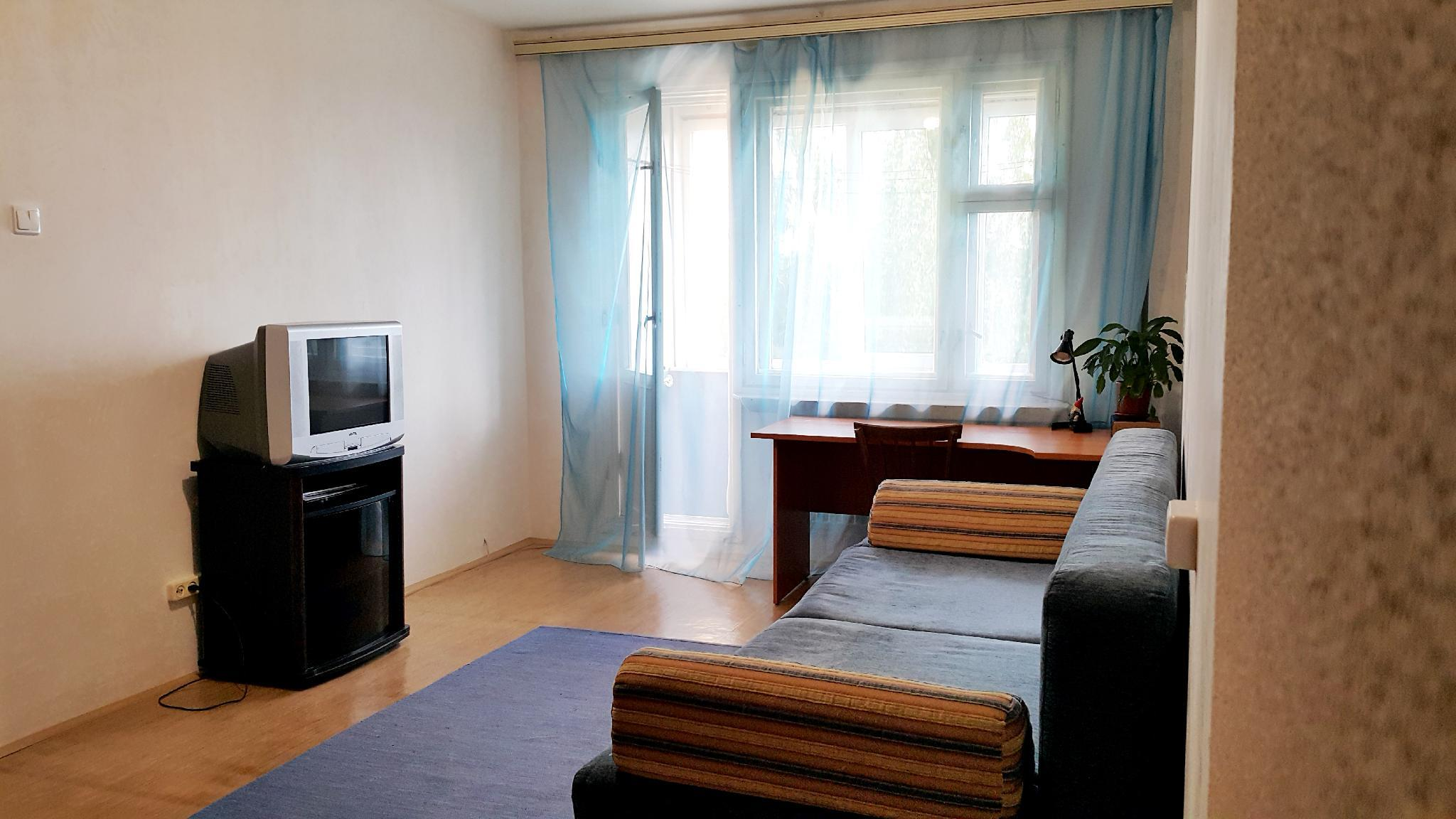 Cozy Light Flat Near To The Stadium And To The Metro