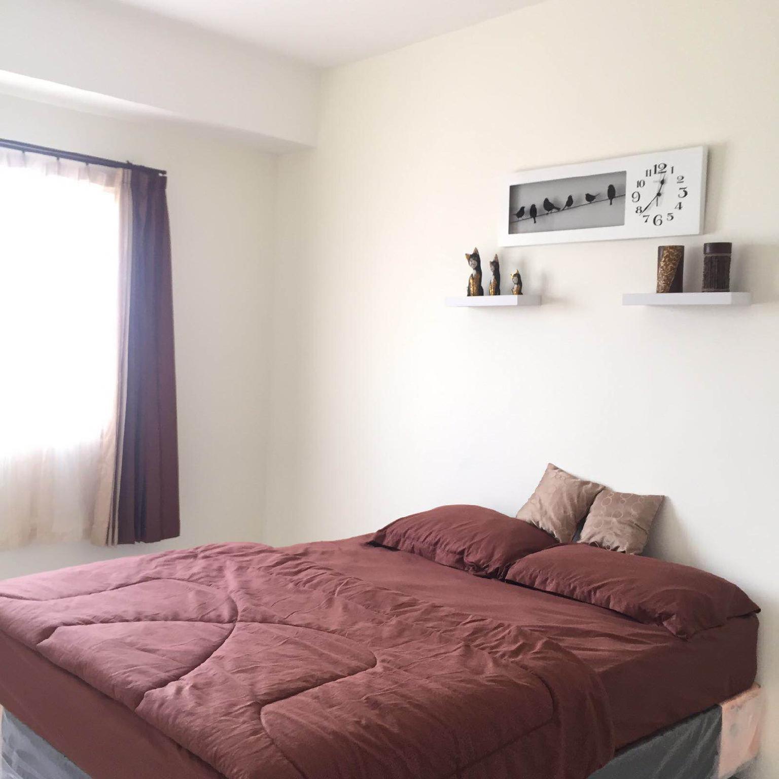 Reviews 2br Apartement merr for rent