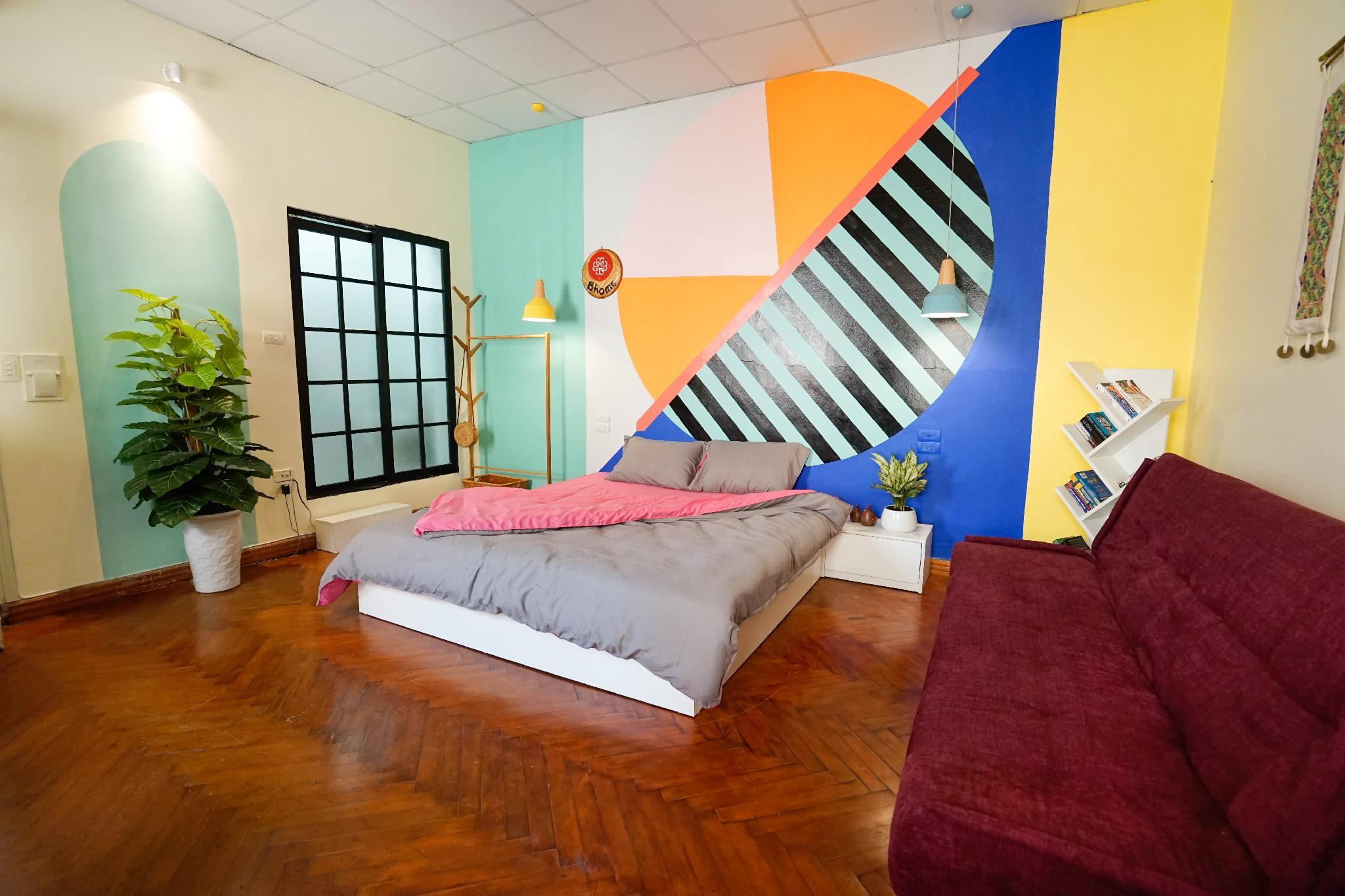 B home   Stylish & Private Room @Old Quarter