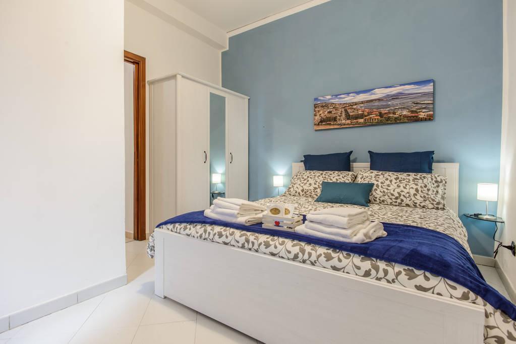 Sfogliatella Bed  Perfetto Per Visitare Napoli