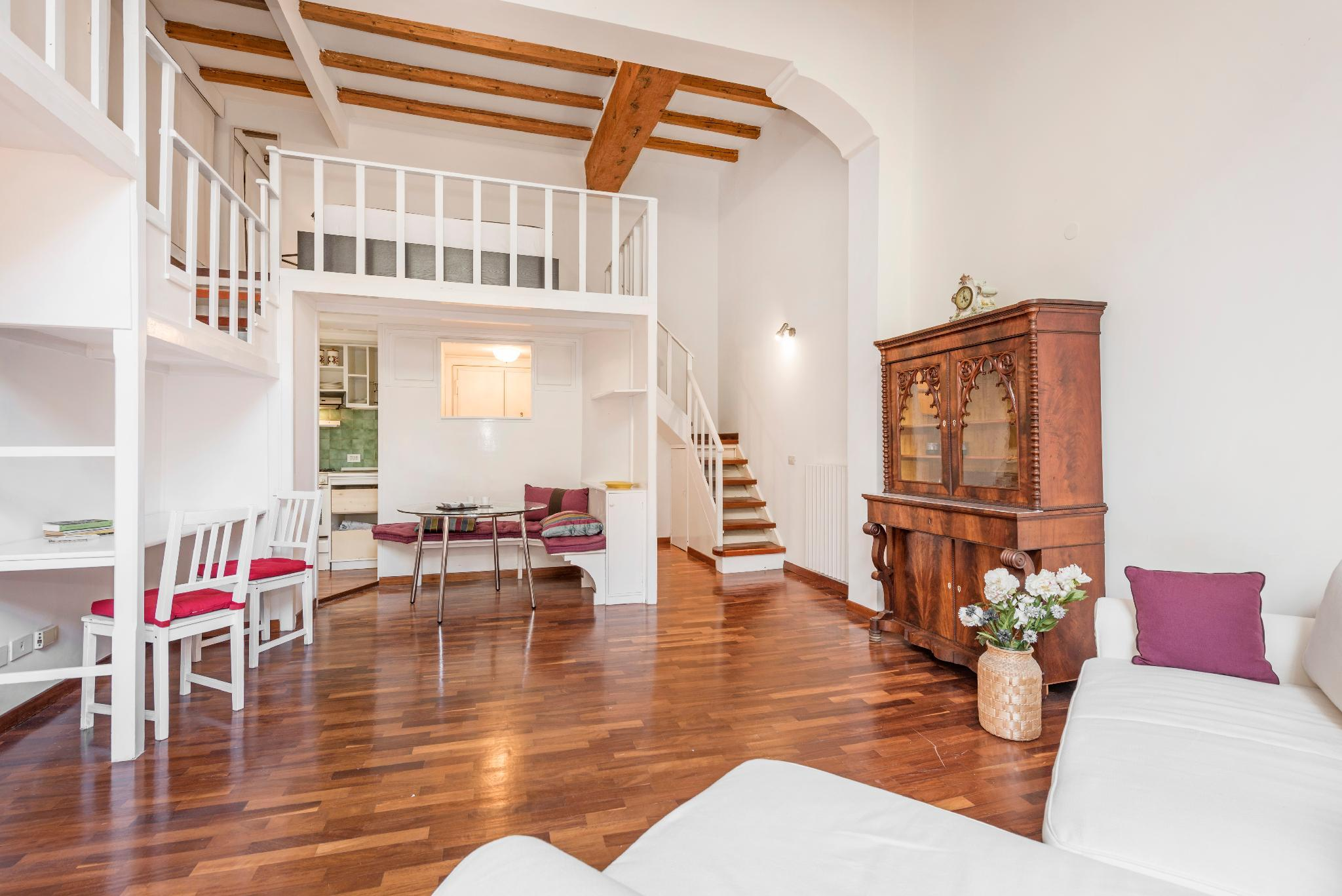 In The Middle Of Everything  Spanish Steps Loft