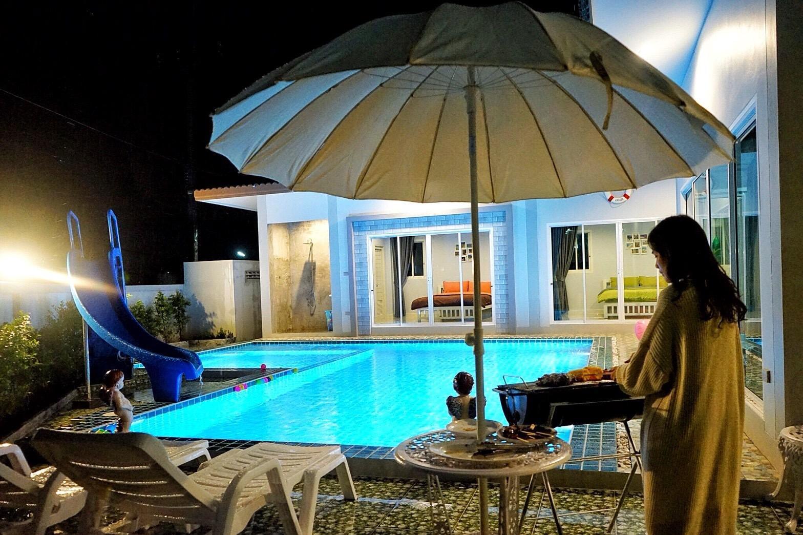 Baan KodDao2 Huahin Pool Villa