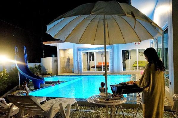 Baan PlaDao2 Huahin Pool Villa Hua Hin
