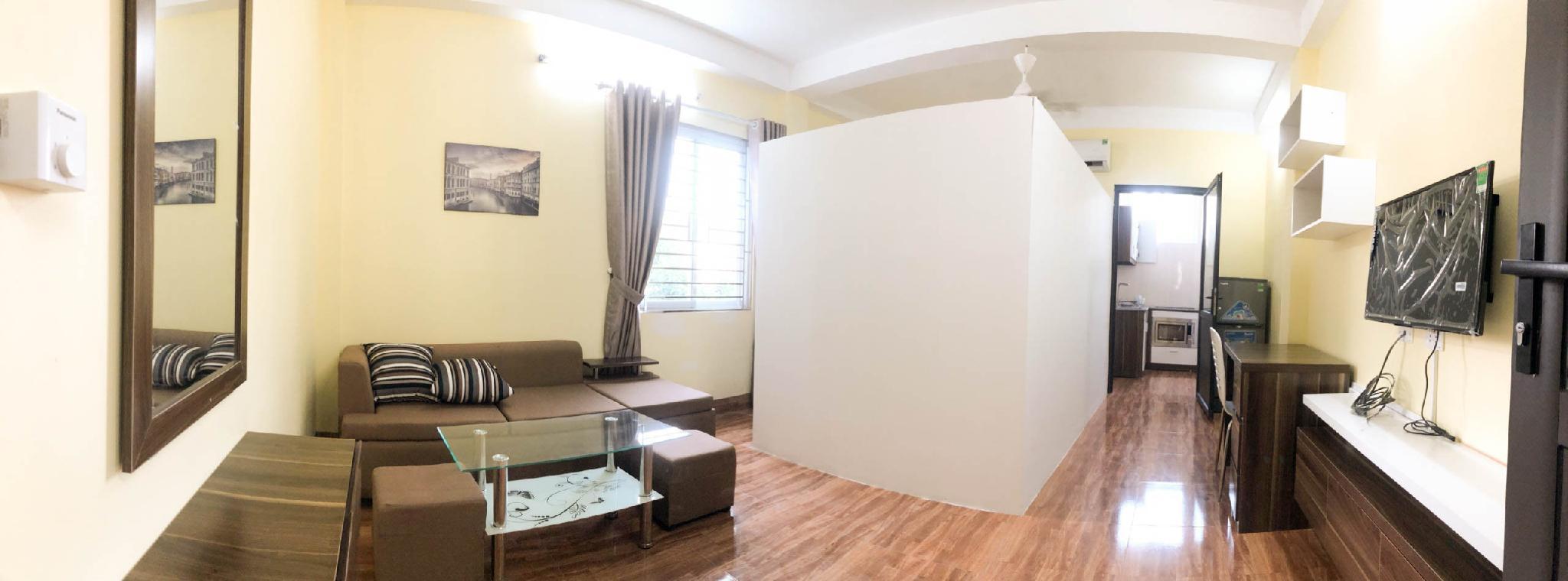 Deluxe Cozy Room