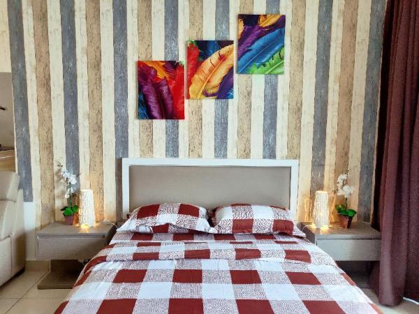 Comfort Zone Guesthouse #6 @ EVO Bangi/Kajang  Kuala Lumpur