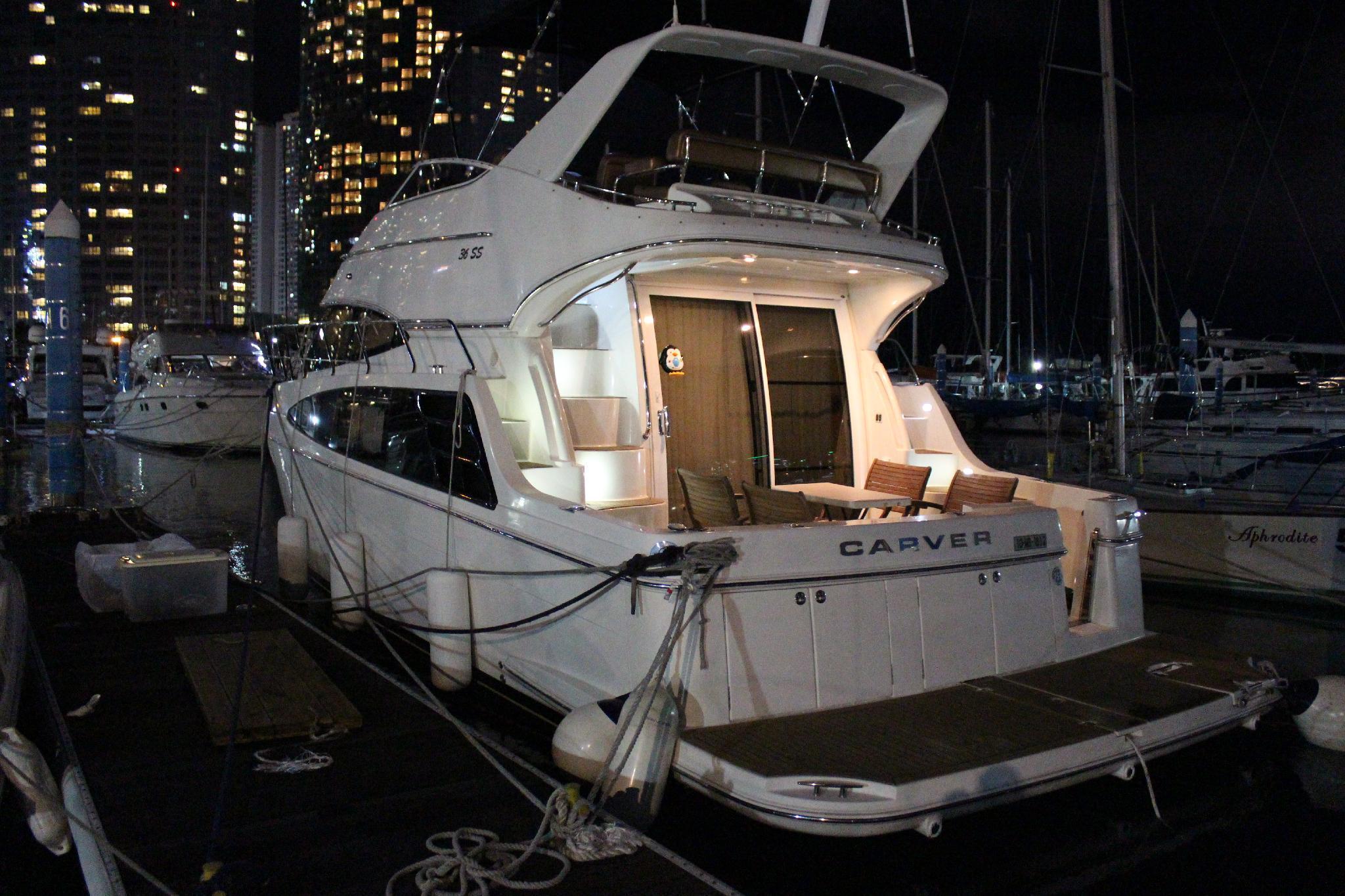 Yachttale Haeundae Yacht Stay Carver