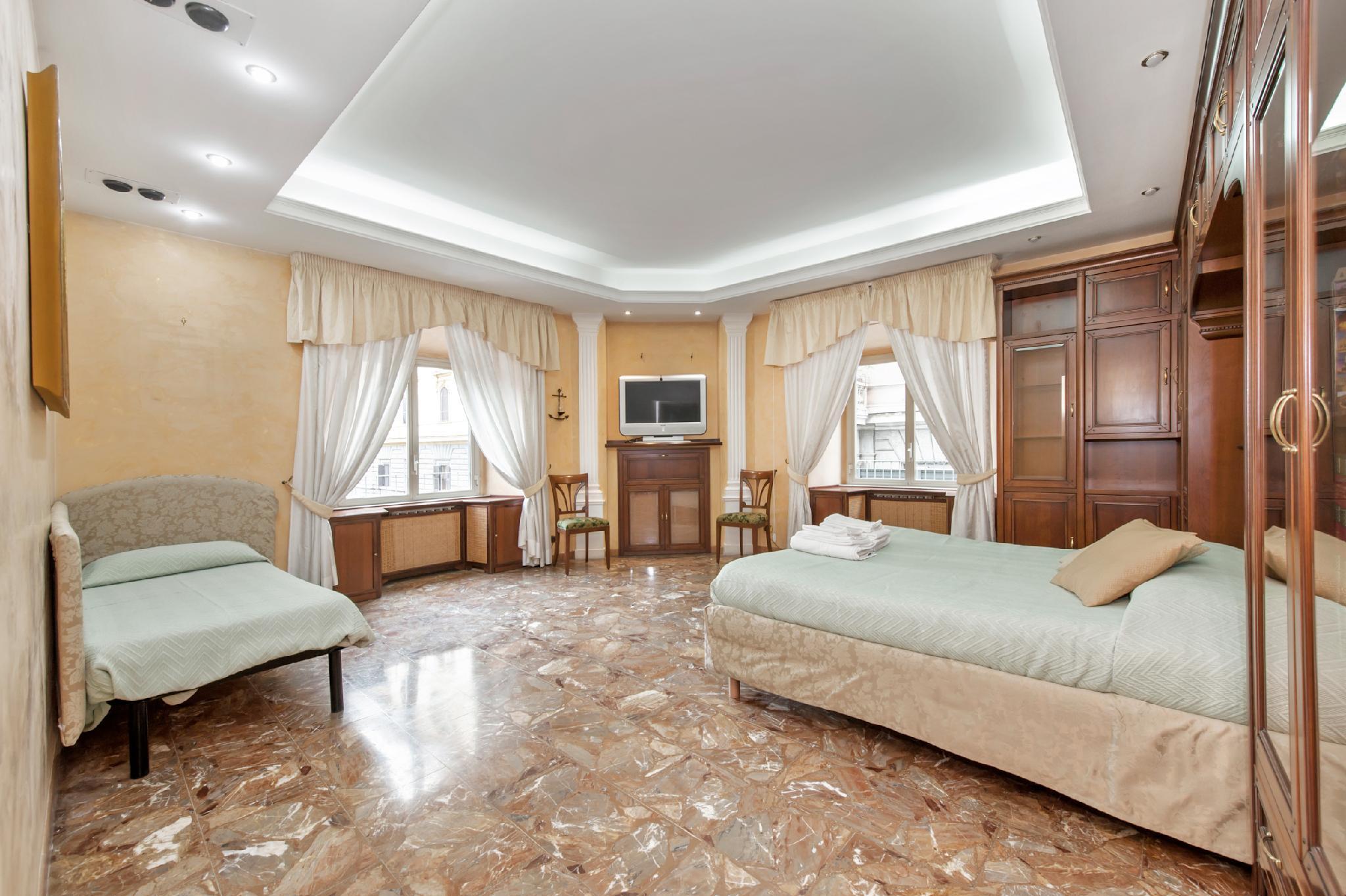 Spacious Home In Rome Colosseum And Termini N 15mins