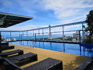 %name 2Beds with Goose bedding Seaview in Pratamnak Hill พัทยา
