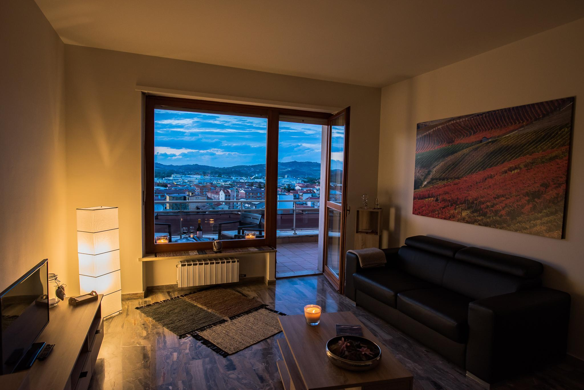 Langhe View Apartment