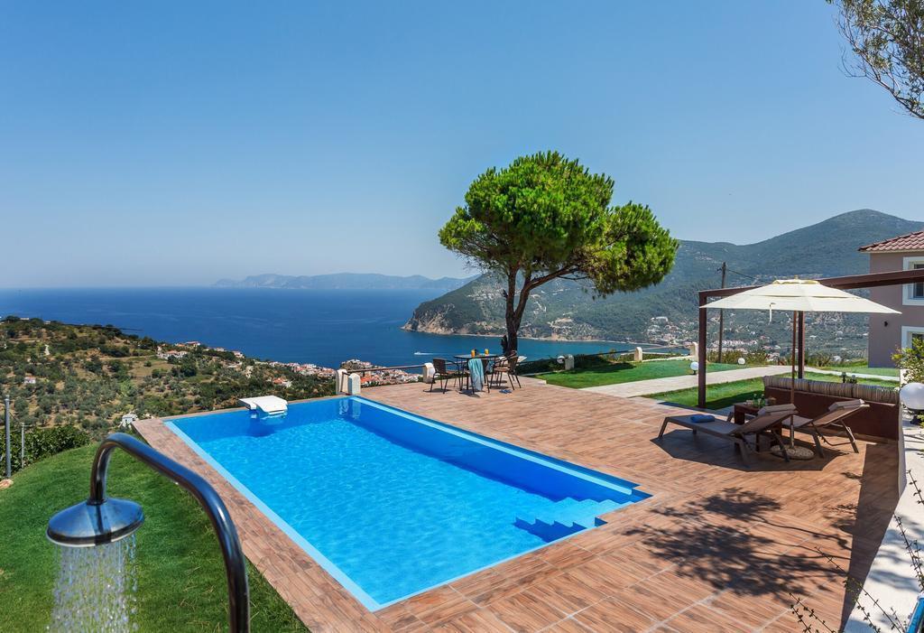 Villa Savvina With Stunning View