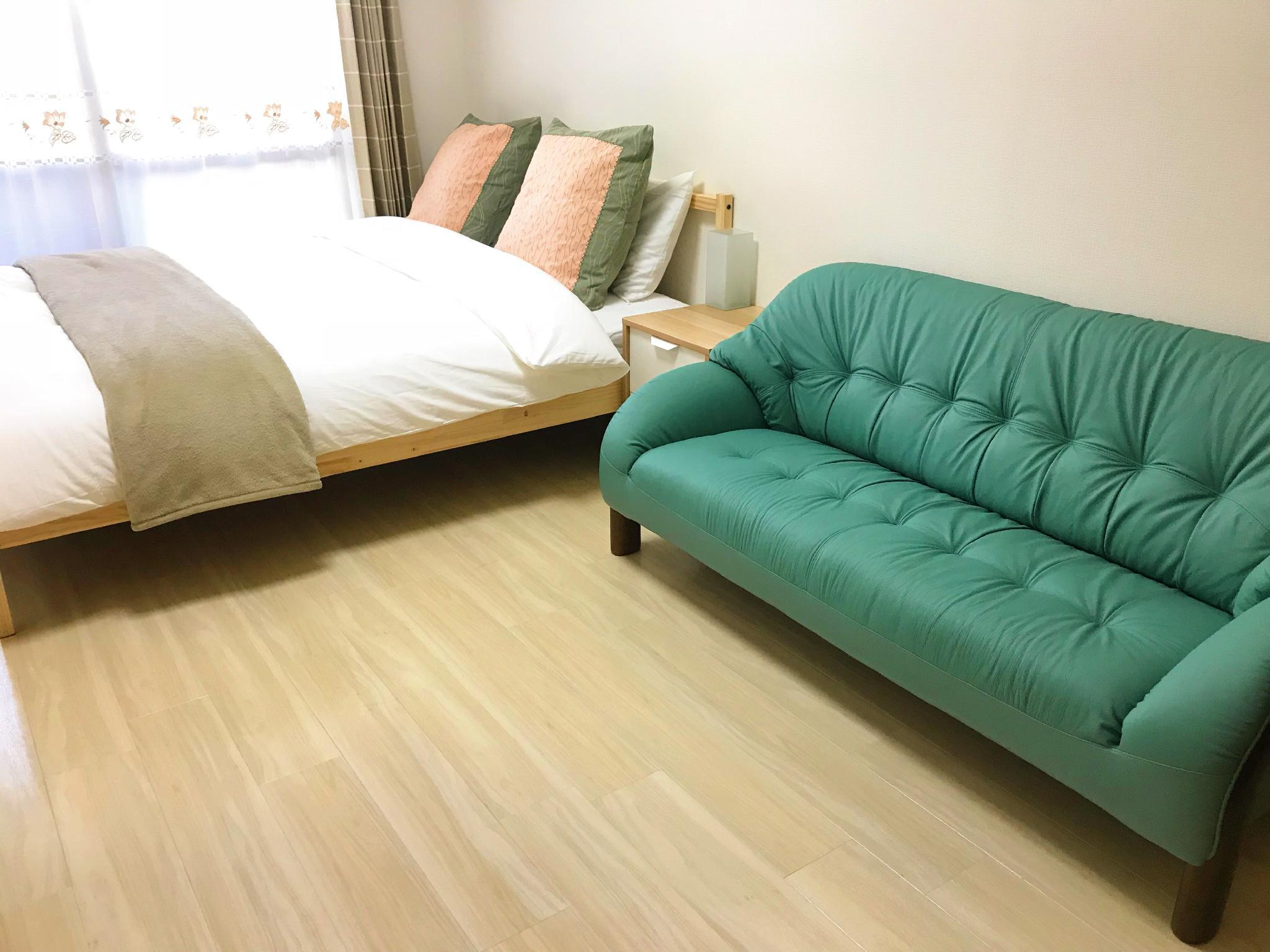 Osaka Shinsaibashi Homestay