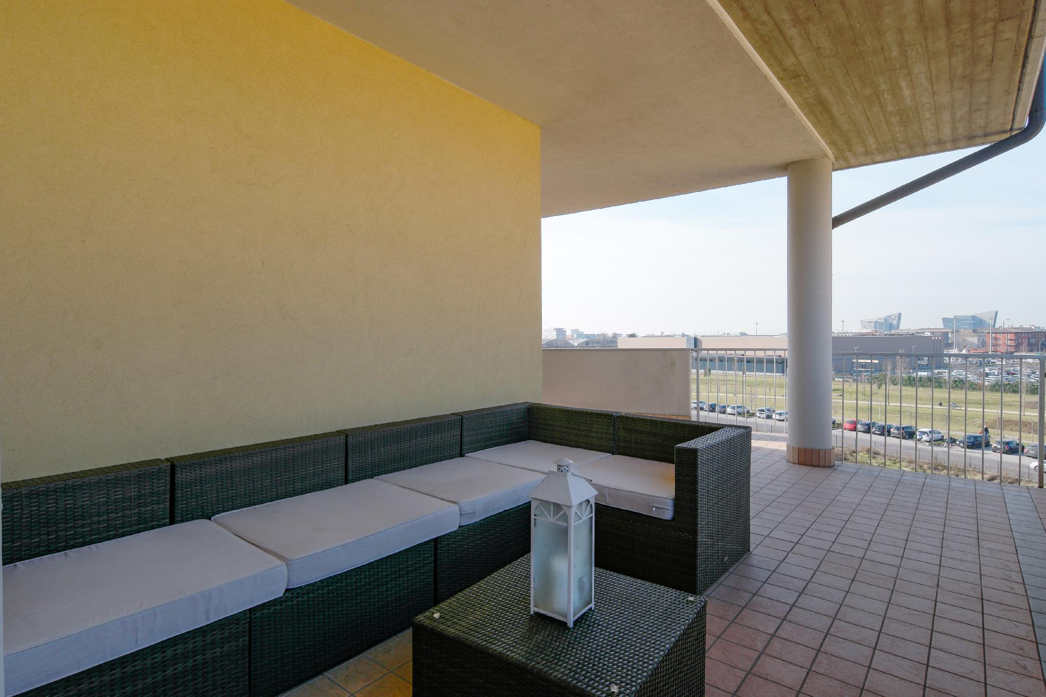 Attico Fiera Duplex With Large Terrace