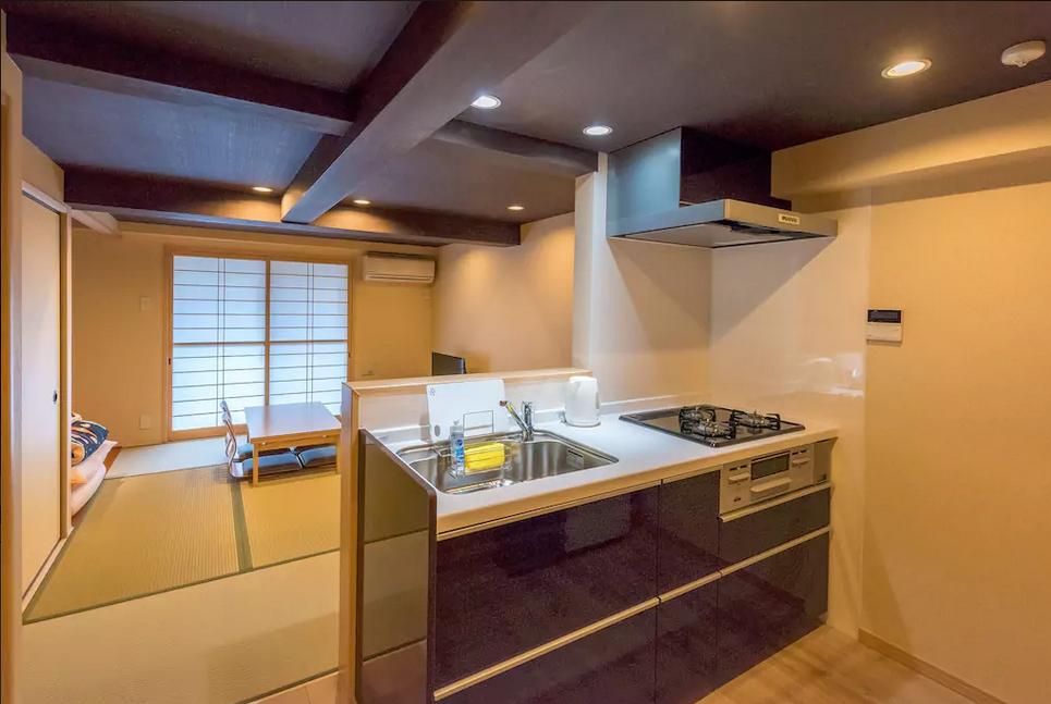 Guest House Kitano Tenmangu  Full Tatami