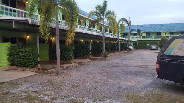 Greenview resort Thayang Phetchaburi