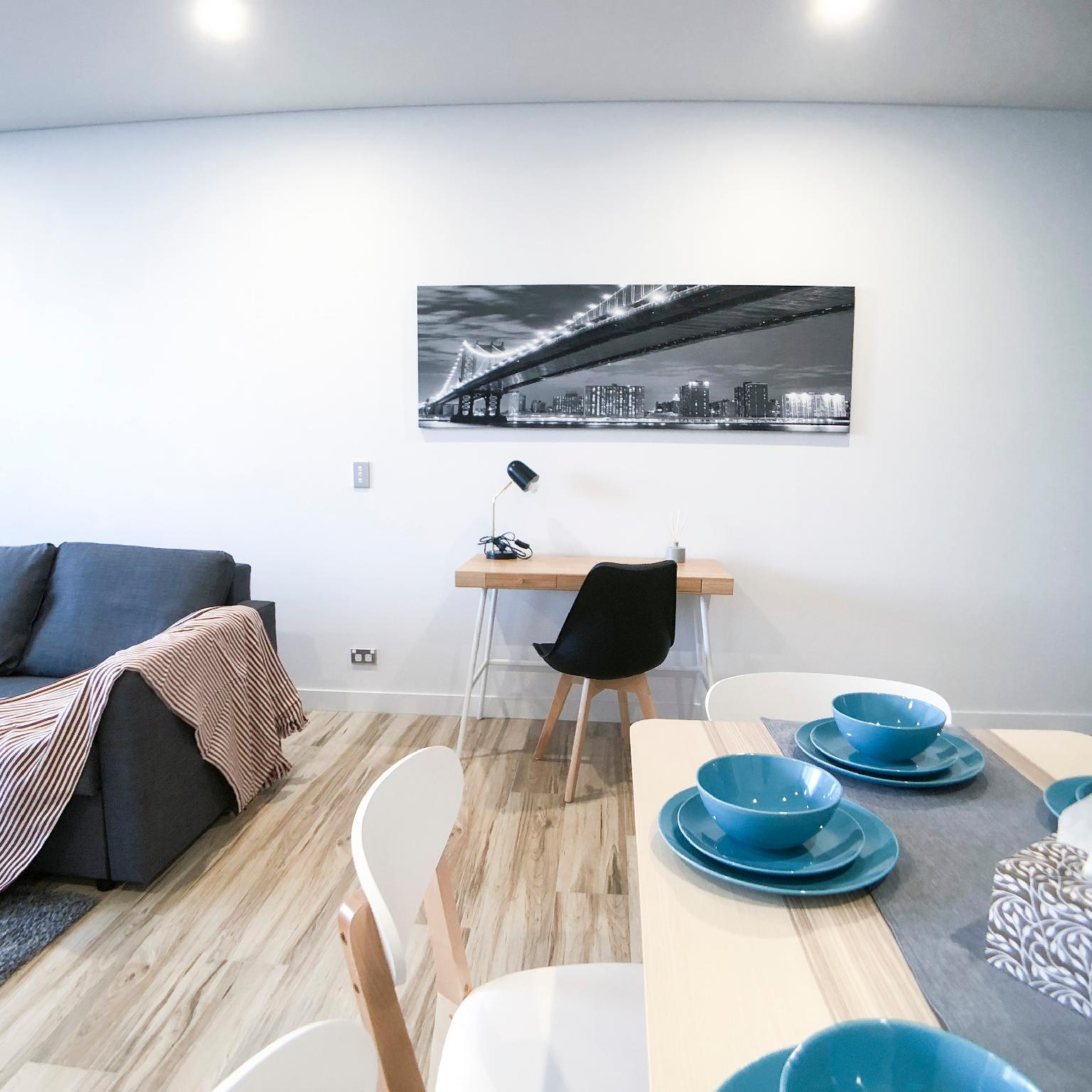 2 Bedder Brand New Apt. In The Heart Of Southport