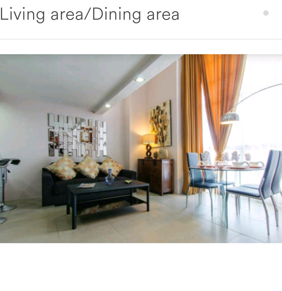 Cebu City Downtown Luxury Loft Condo