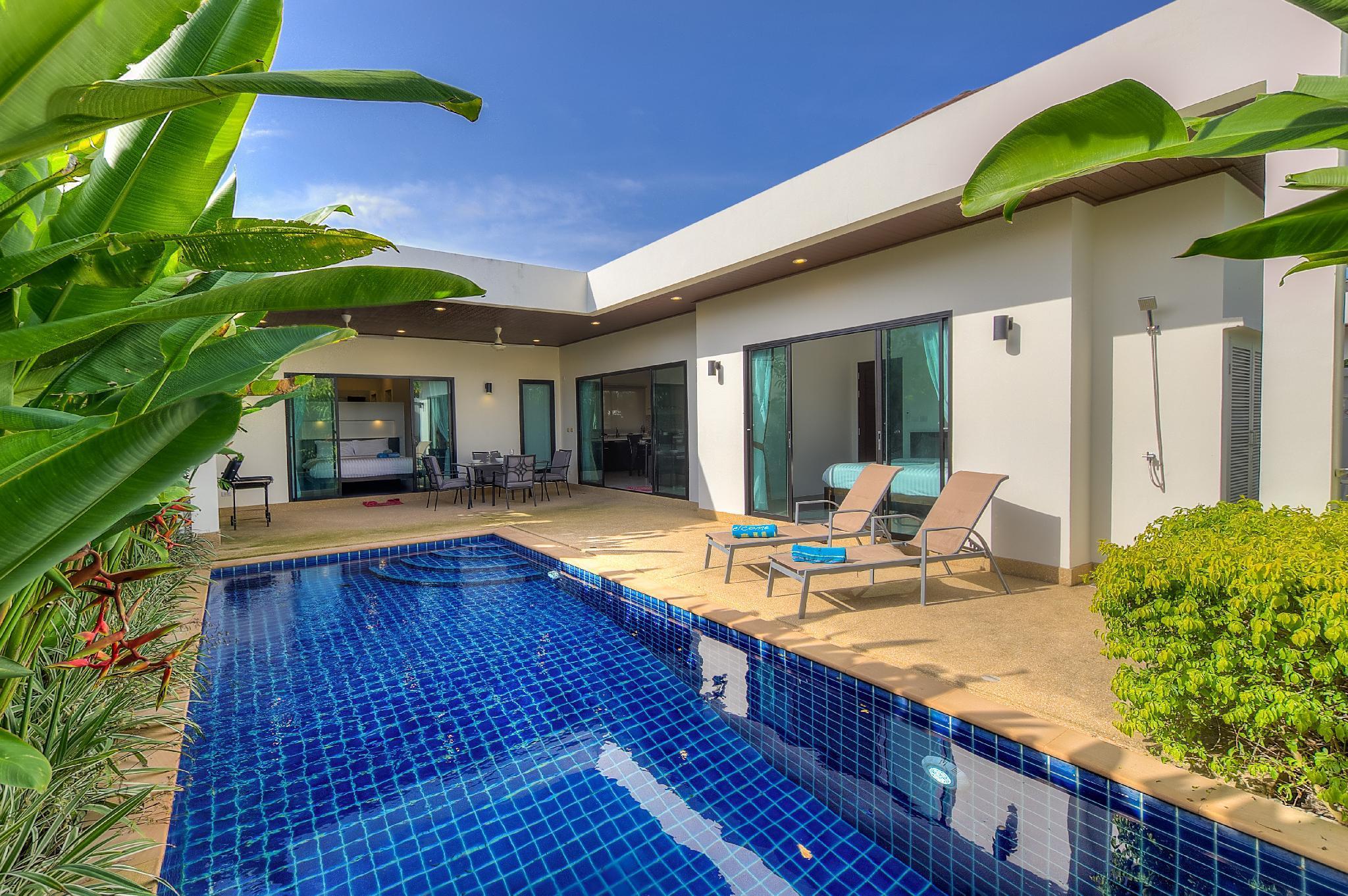 Elegant 2br Boutique Pool Villa By Intira Villas