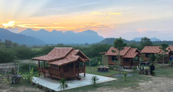 Jing Jo Boutique Bungalow Resort-Superior Prachuap Khiri Khan