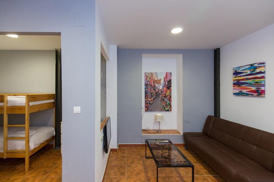 Studio   Apartment In The City Center In Granada