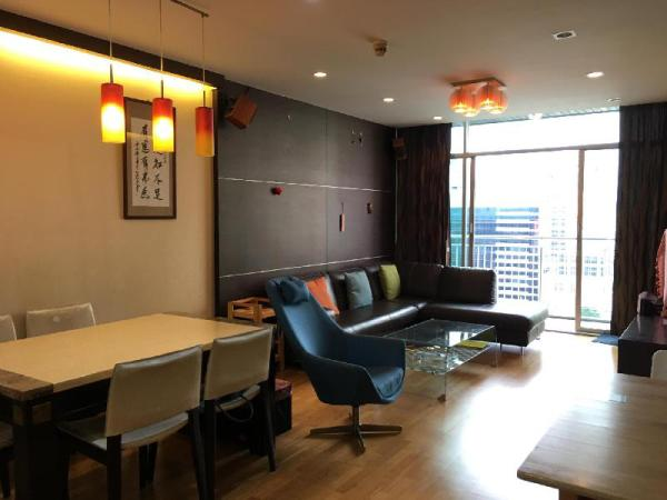 Big space room, near the BTS & MRT Bangkok