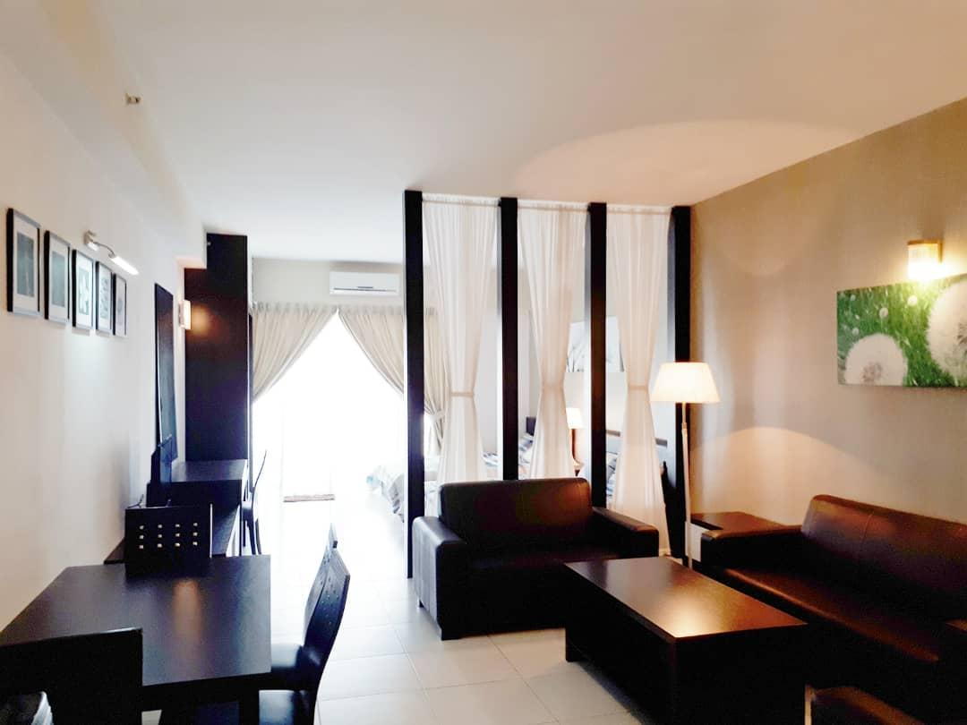 Bayu Marina Resorts Studio Homestay  Permas Jaya